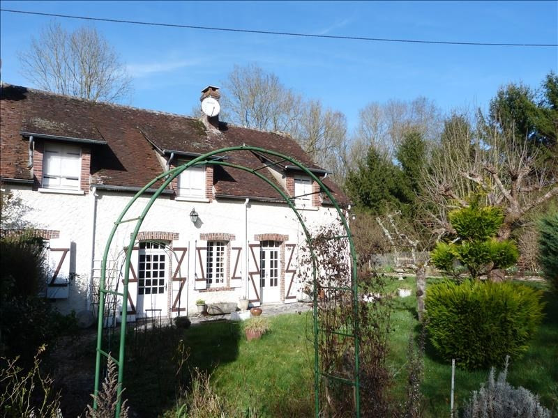 Vente maison / villa Charny oree de puisaye 129000€ - Photo 2