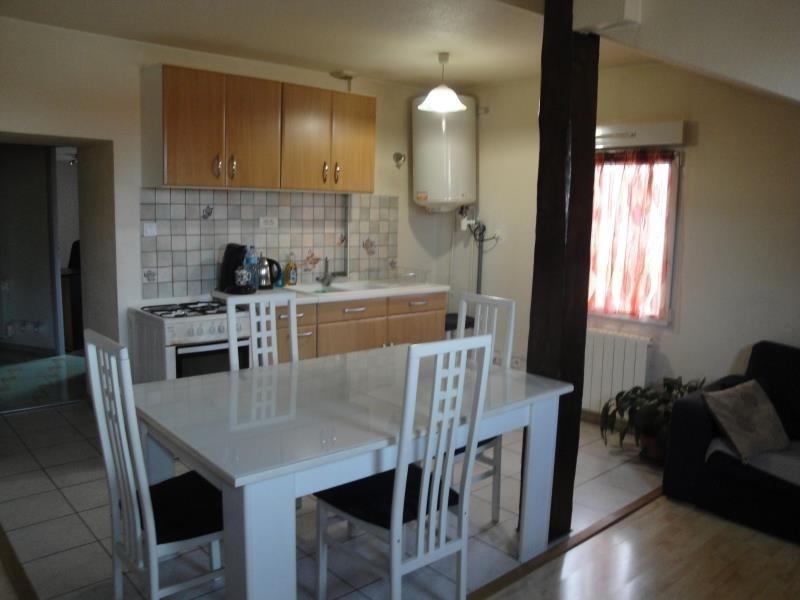 Sale apartment Blamont 66000€ - Picture 1