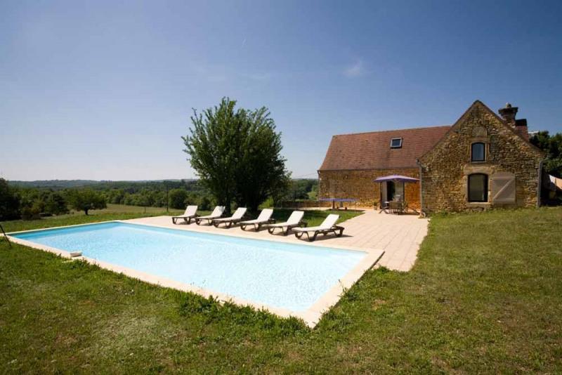 Sale house / villa Daglan 383000€ - Picture 1