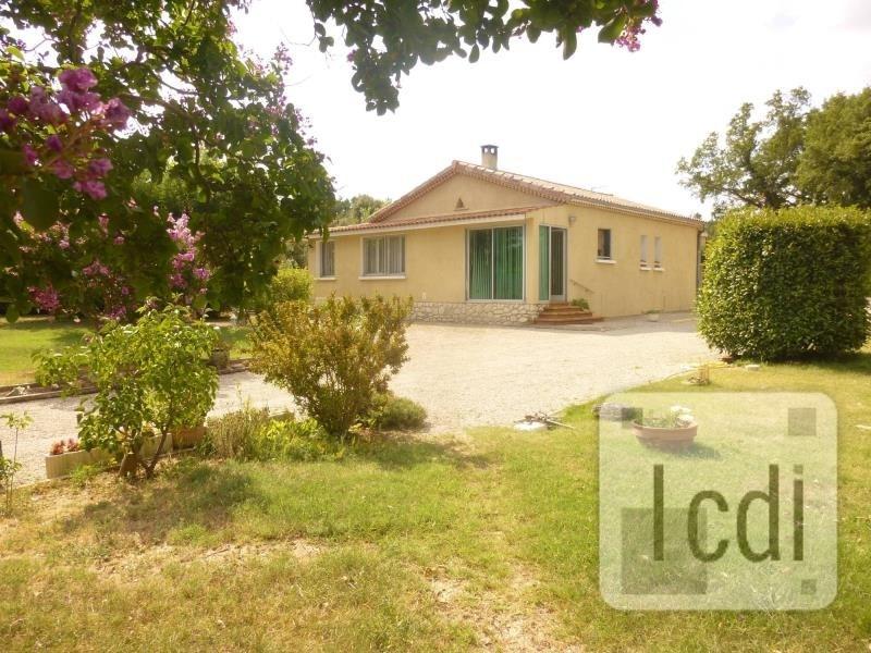 Vente maison / villa La bégude-de-mazenc 318000€ - Photo 1