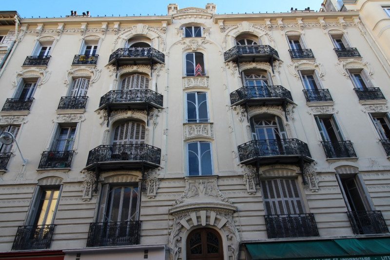 Deluxe sale apartment Nice 589000€ - Picture 1