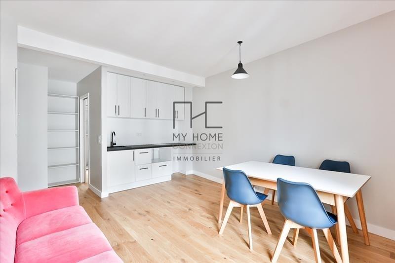 Vendita appartamento Paris 18ème 407000€ - Fotografia 3