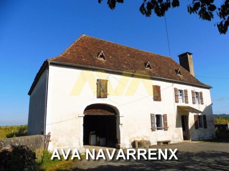 Vente maison / villa Sauveterre-de-béarn 72000€ - Photo 1