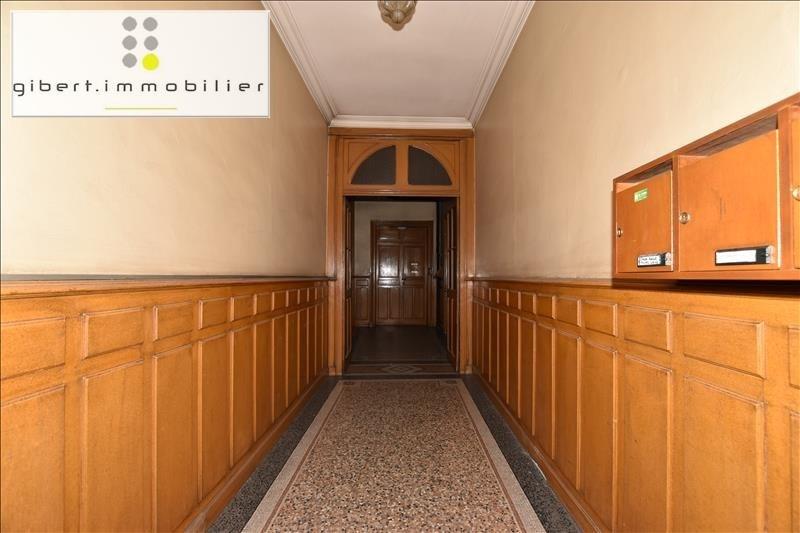 Sale apartment Le puy en velay 64500€ - Picture 8