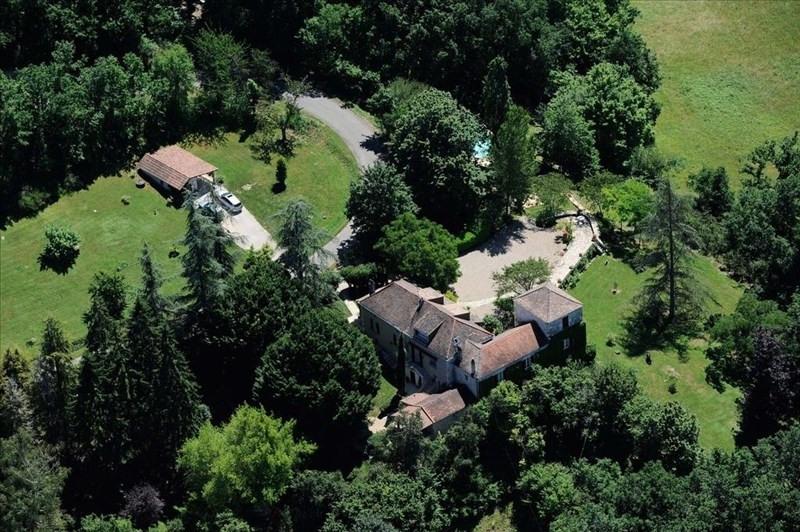 Vente de prestige maison / villa Laroque timbaut 549000€ - Photo 1
