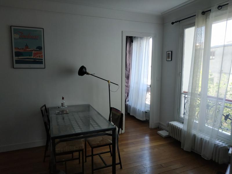 Rental apartment Paris 18ème 1225€ CC - Picture 2