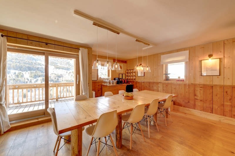 Vente de prestige maison / villa Meribel 3 400 000€ - Photo 3