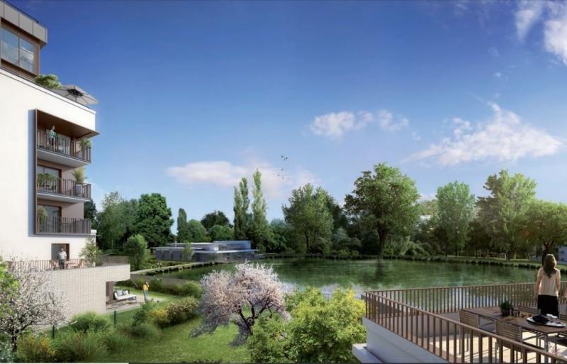 Vendita appartamento Rueil malmaison 335300€ - Fotografia 1