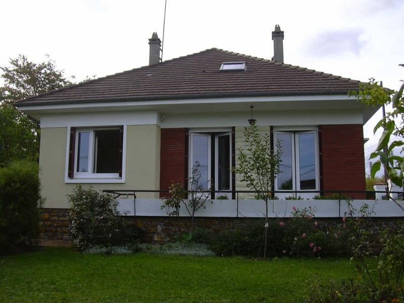Rental house / villa Juvisy sur orge 1280€ CC - Picture 1