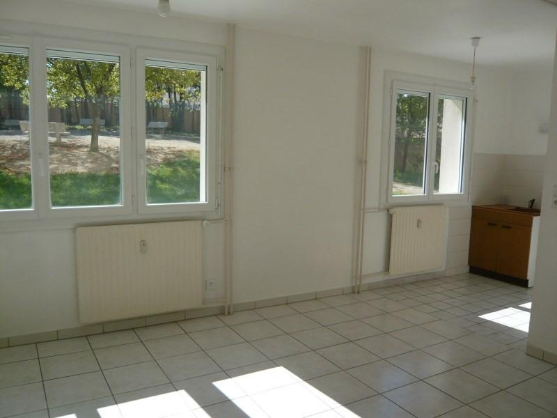Rental apartment Pont de cheruy 490€ CC - Picture 1
