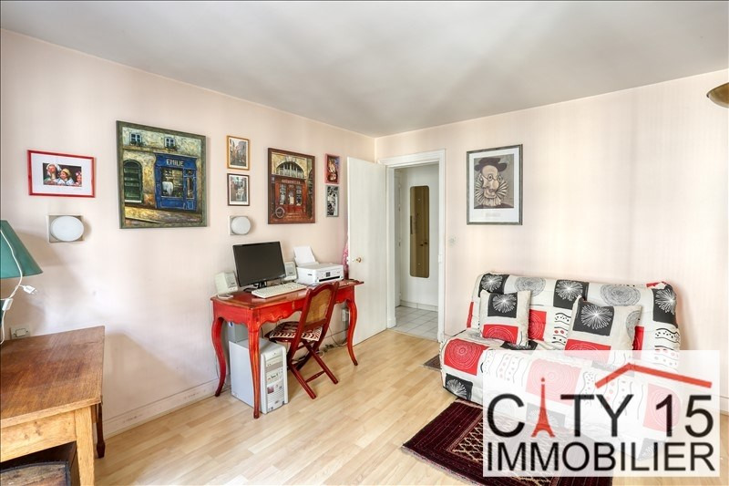Vente appartement Paris 15ème 629000€ - Photo 5