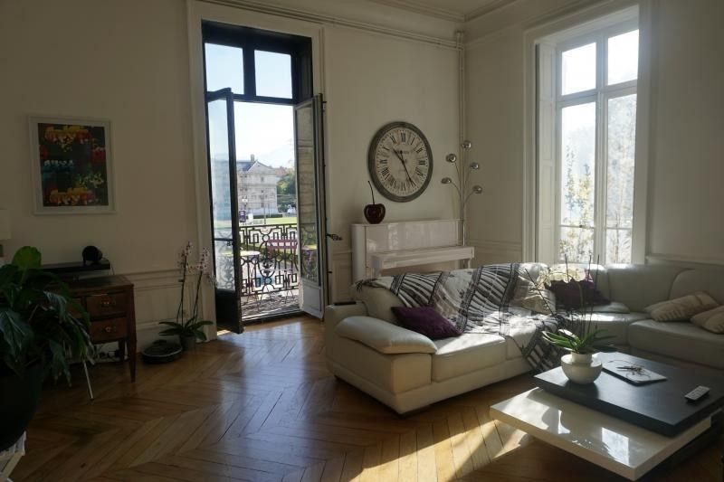 Deluxe sale apartment Grenoble 875000€ - Picture 1