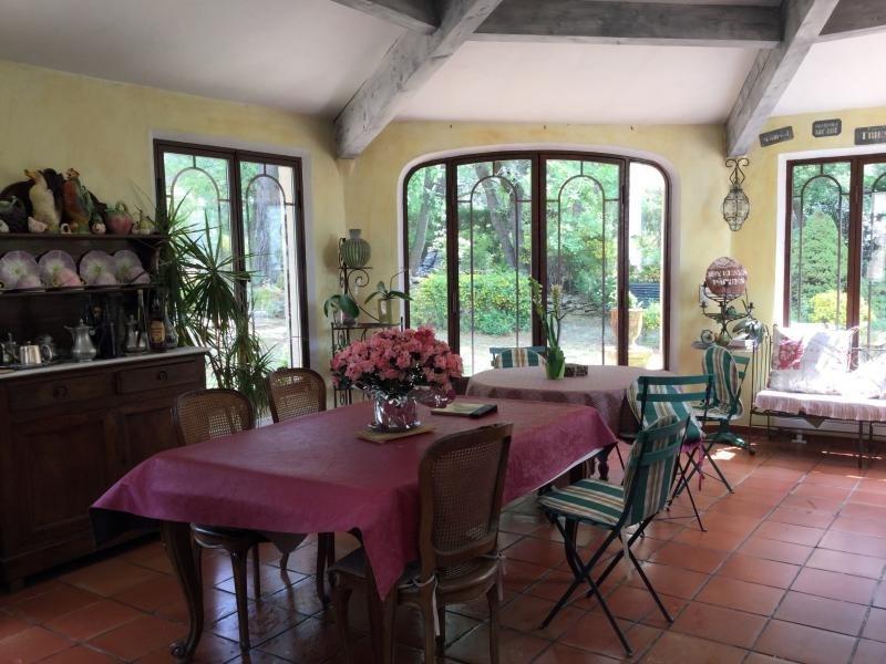 Deluxe sale house / villa Rognes 795000€ - Picture 13