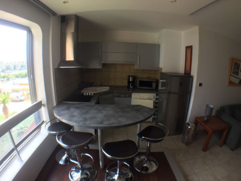 Vacation rental apartment Carnon plage 520€ - Picture 4