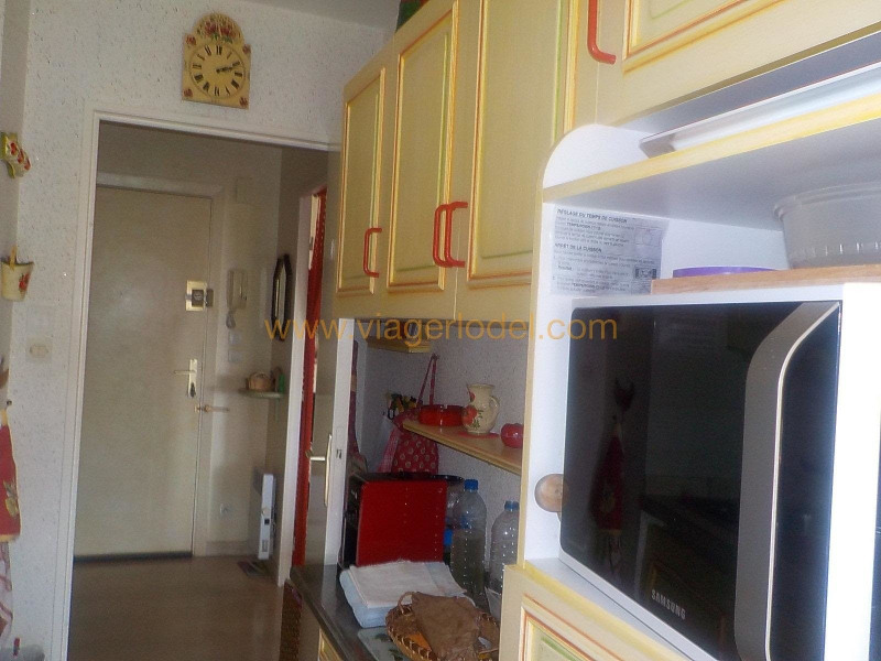 Life annuity apartment Antibes 65000€ - Picture 9
