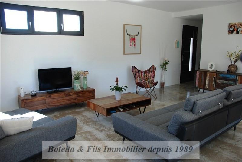 Vendita casa Goudargues 373000€ - Fotografia 3