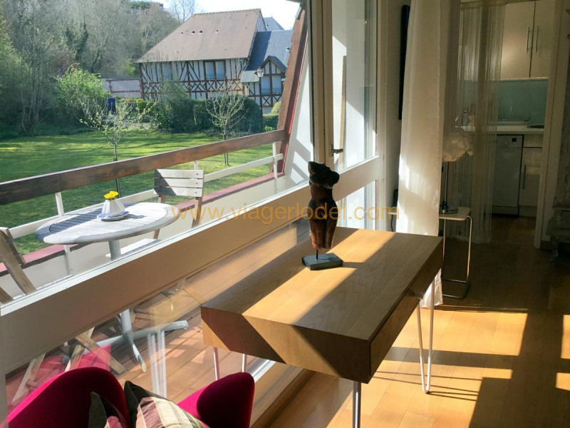 Life annuity apartment Trouville-sur-mer 14 500€ - Picture 1