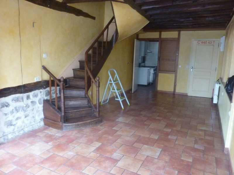 Sale apartment Orbec 87 000€ - Picture 1