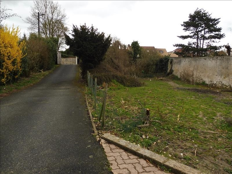 Vente terrain Moisselles 183 000€ - Photo 1