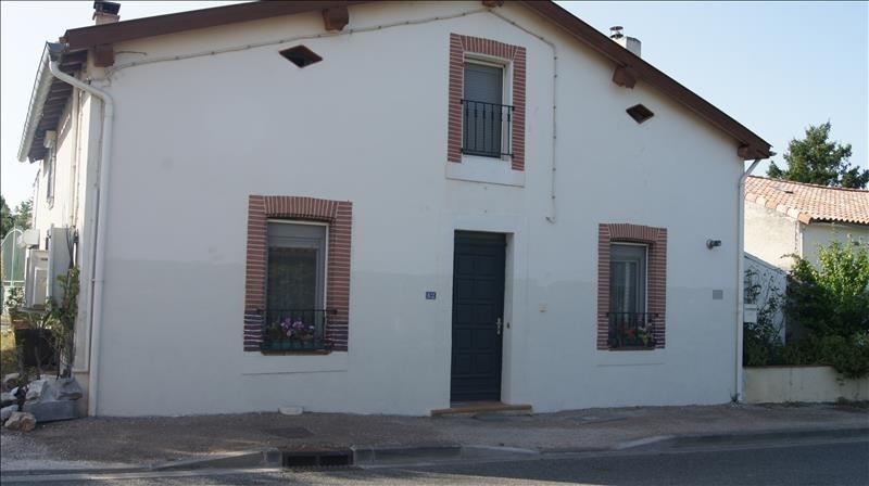 Sale house / villa Revel 160000€ - Picture 2