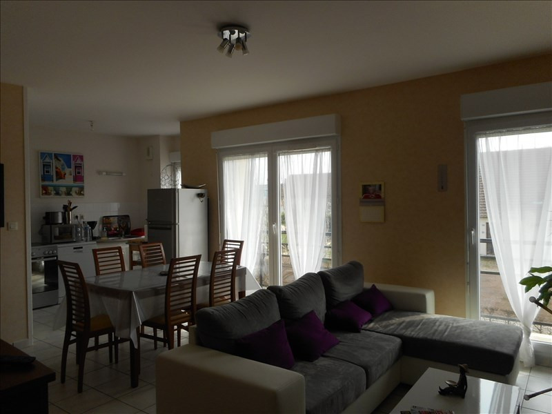 Location appartement Fauville en caux 696€ CC - Photo 1