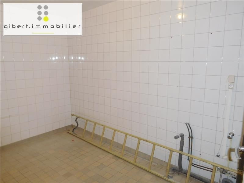 Location local commercial Le puy en velay 490€ HT/HC - Photo 9