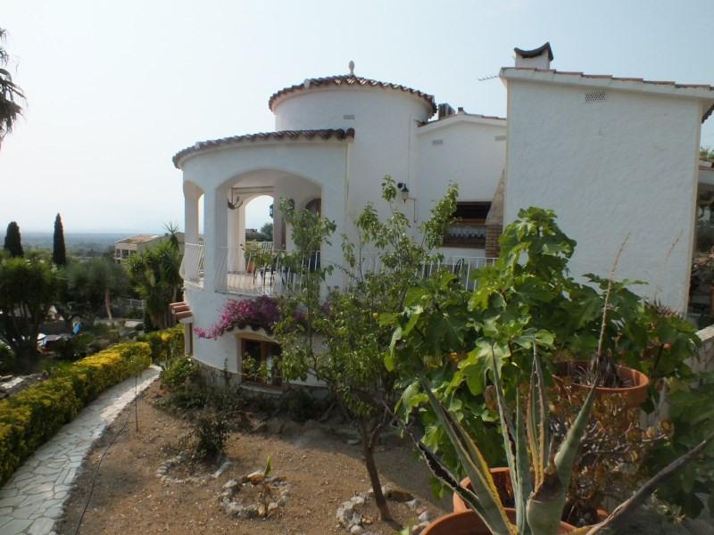 Alquiler vacaciones  casa Rosas-palau saverdera 736€ - Fotografía 19