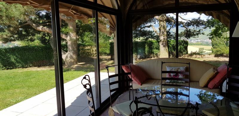 Vendita casa Reventin vaugris 520000€ - Fotografia 7