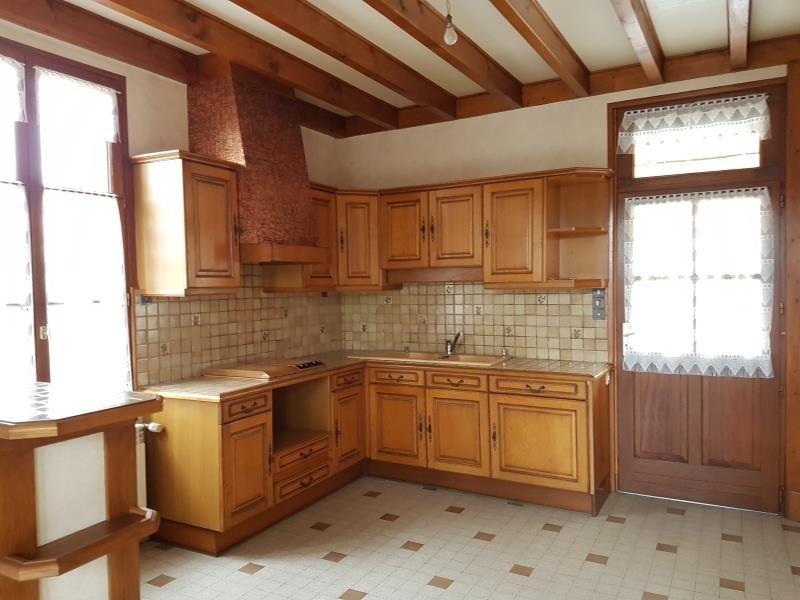 Rental house / villa Aubigny sur nere 500€ CC - Picture 2