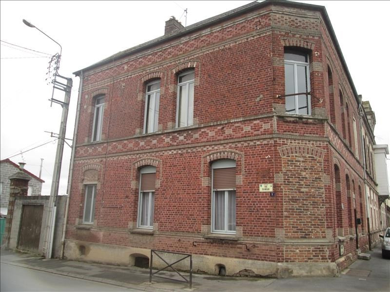 Sale house / villa Lecluse 89500€ - Picture 1