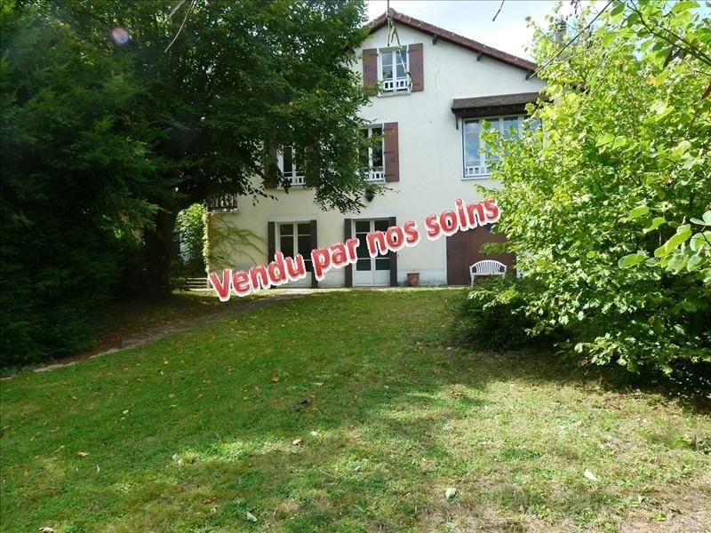 Sale house / villa Montfort l amaury 599000€ - Picture 1