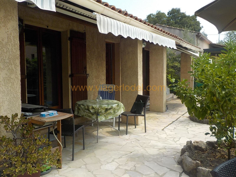 Life annuity house / villa Antibes 290000€ - Picture 3