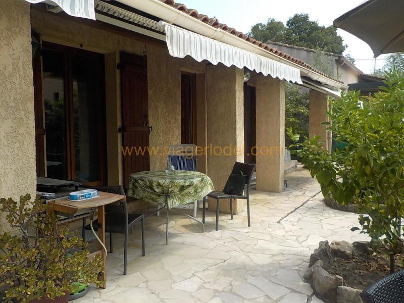 Lijfrente  huis Antibes 290000€ - Foto 3