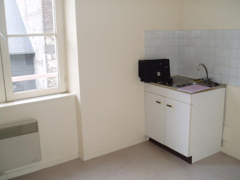Rental apartment Honfleur 438€ CC - Picture 1