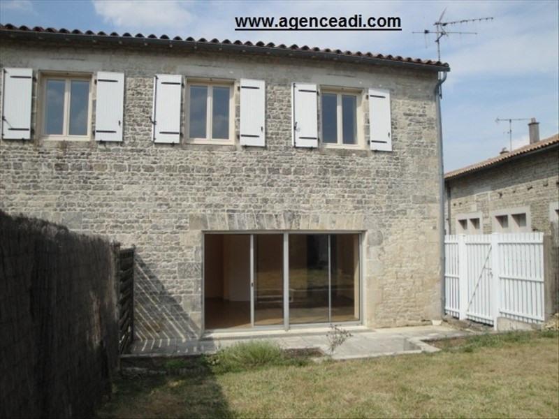 Location maison / villa St gelais 635€ CC - Photo 1