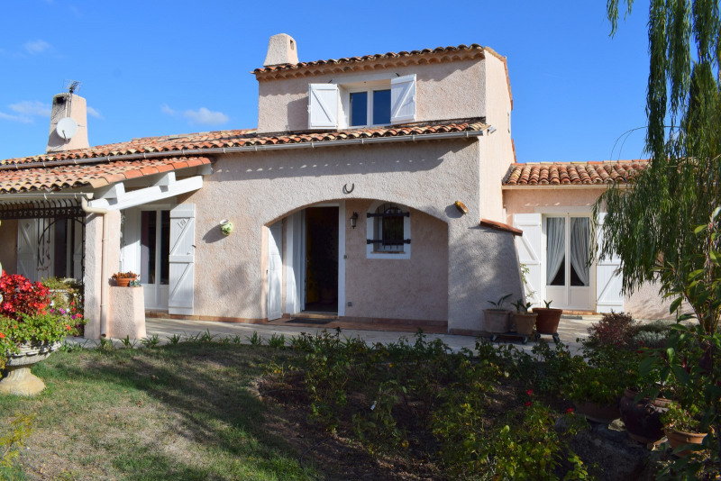 Revenda residencial de prestígio casa Montauroux 586000€ - Fotografia 11