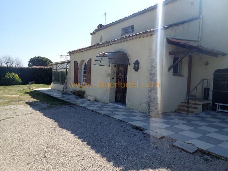 Viager maison / villa La gaude 340000€ - Photo 3