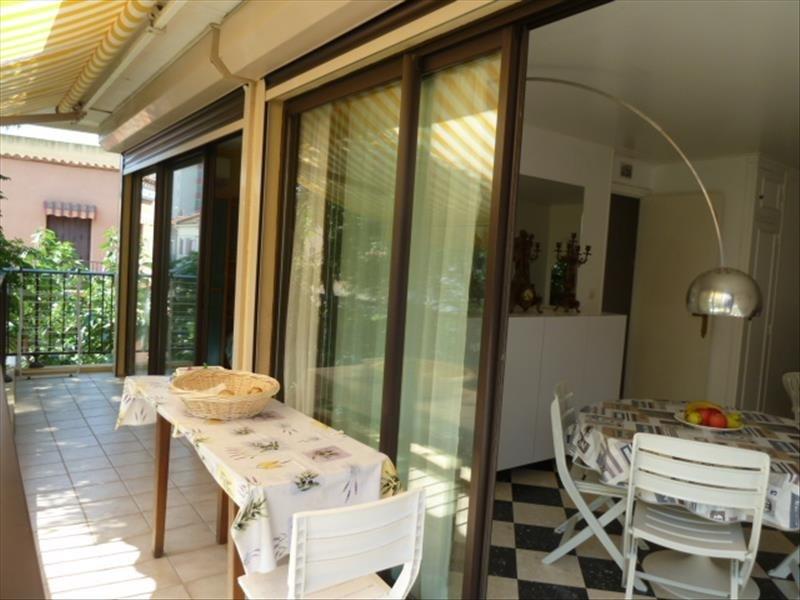 Sale apartment Canet plage 196000€ - Picture 1
