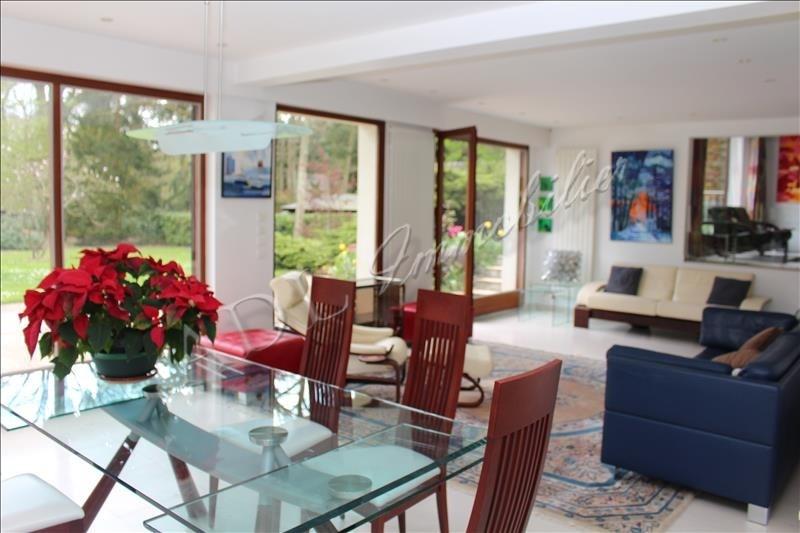 Vente de prestige maison / villa Lamorlaye 699000€ - Photo 8