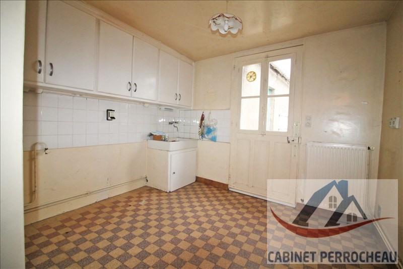 Sale house / villa La chartre sur le loir 39000€ - Picture 2