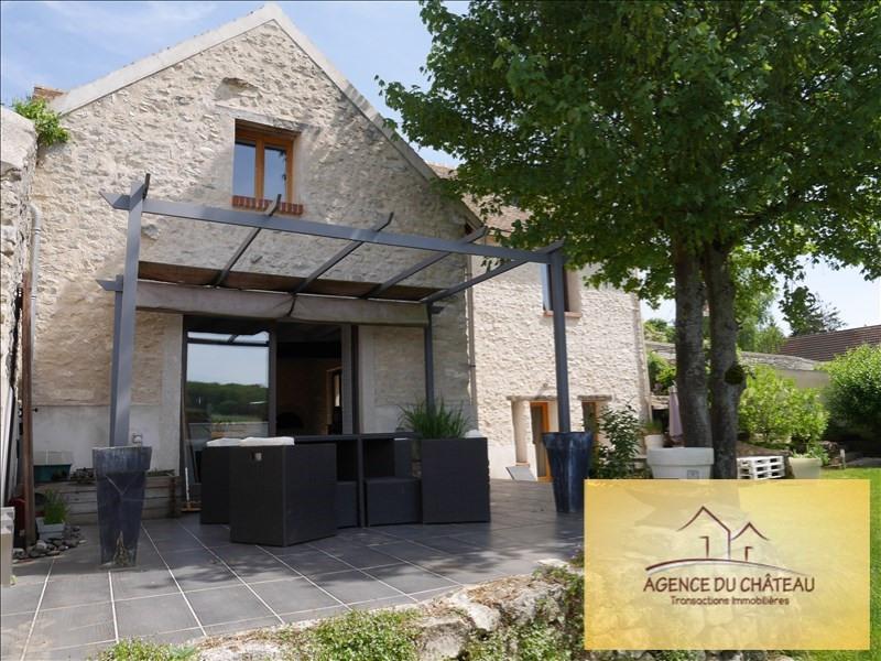 Sale house / villa Villette 375000€ - Picture 6