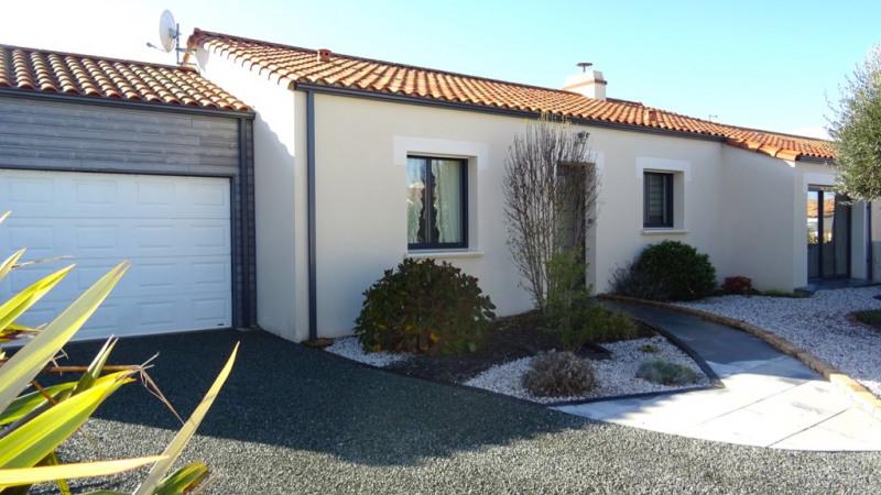 Maison récente (2012) - 3 chambres - Saint Gilles Croix de Vie