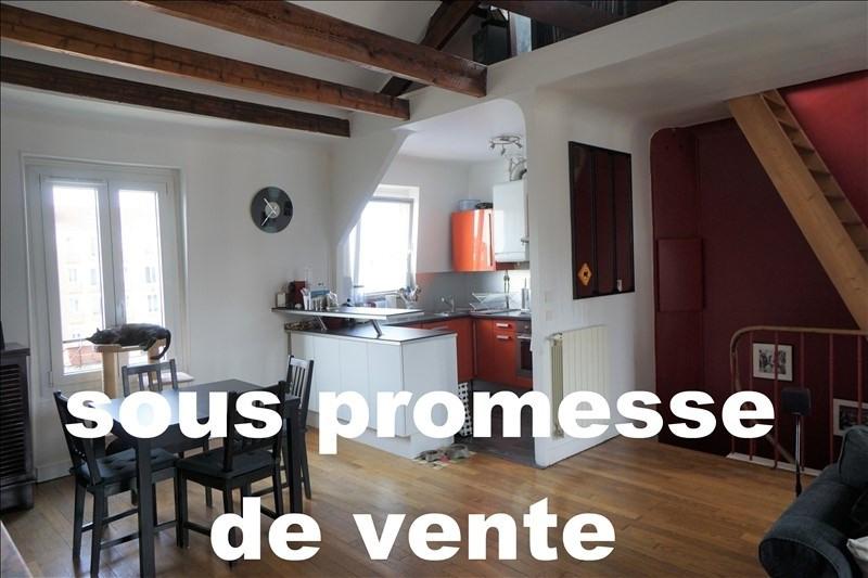 Venta  apartamento Bois colombes 430000€ - Fotografía 1