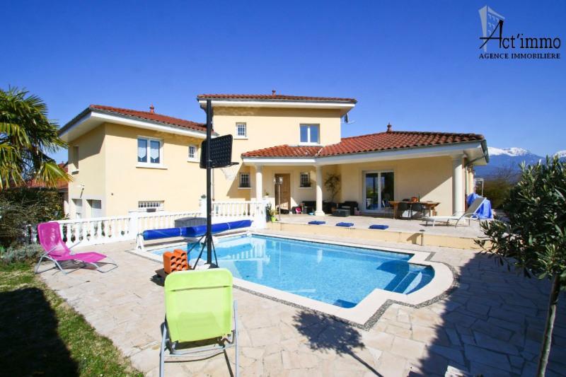 Vente maison / villa Varces allieres et risset 549000€ - Photo 1