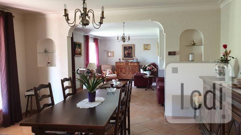 Vente maison / villa Crest 349800€ - Photo 2