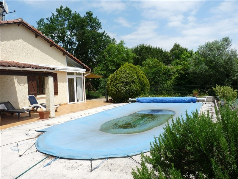 Vente maison / villa Moirax 283500€ - Photo 9
