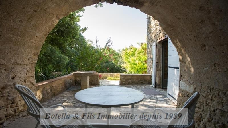 Verkoop van prestige  huis Goudargues 590000€ - Foto 9