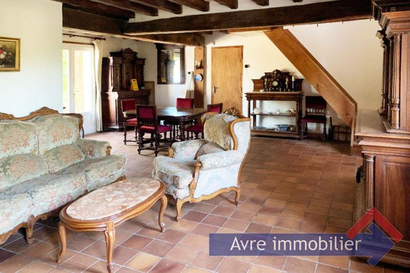 Sale house / villa Verneuil d'avre et d'iton 148000€ - Picture 3