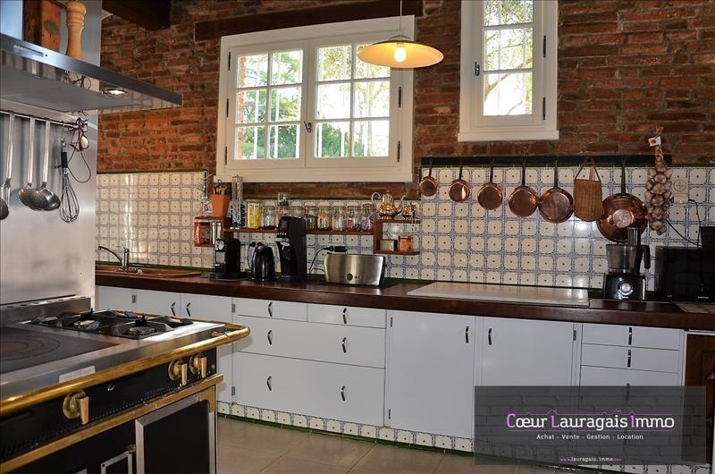 Vente de prestige maison / villa Dremil lafage 795000€ - Photo 8
