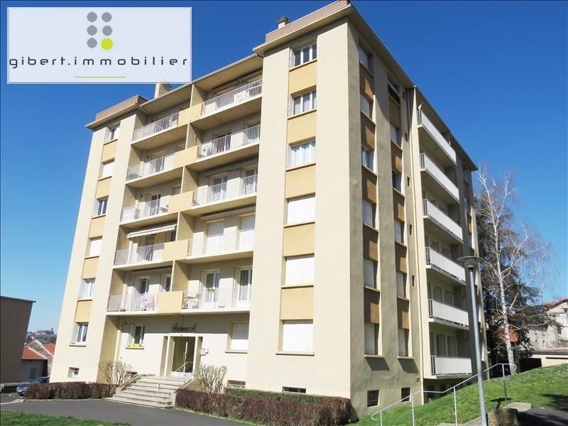Sale apartment Le puy en velay 59900€ - Picture 1